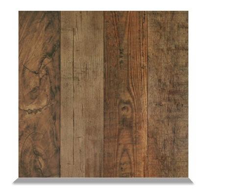 ceramica cortines 50x50 simil madera parquet castaño 1era