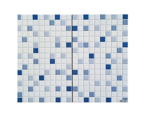 ceramica de pared veneto azul 28x45 1ra calidad alberdi