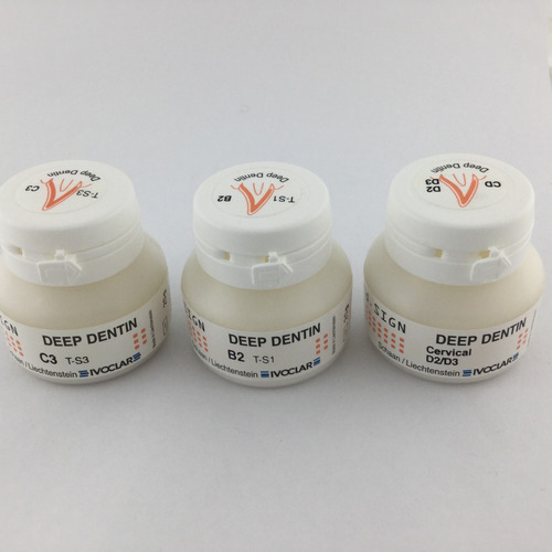 ceramica dental ips d.sign deep dentin  20g 3 x 2 novacekden