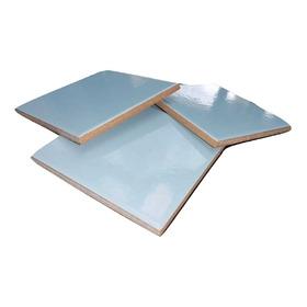 Ceramica Eliane 10x10 Toceto Celeste Simil Azulejo