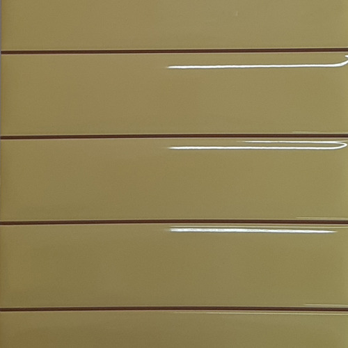 cerámica europea 31.6 x 31.6 space brillo amarillo