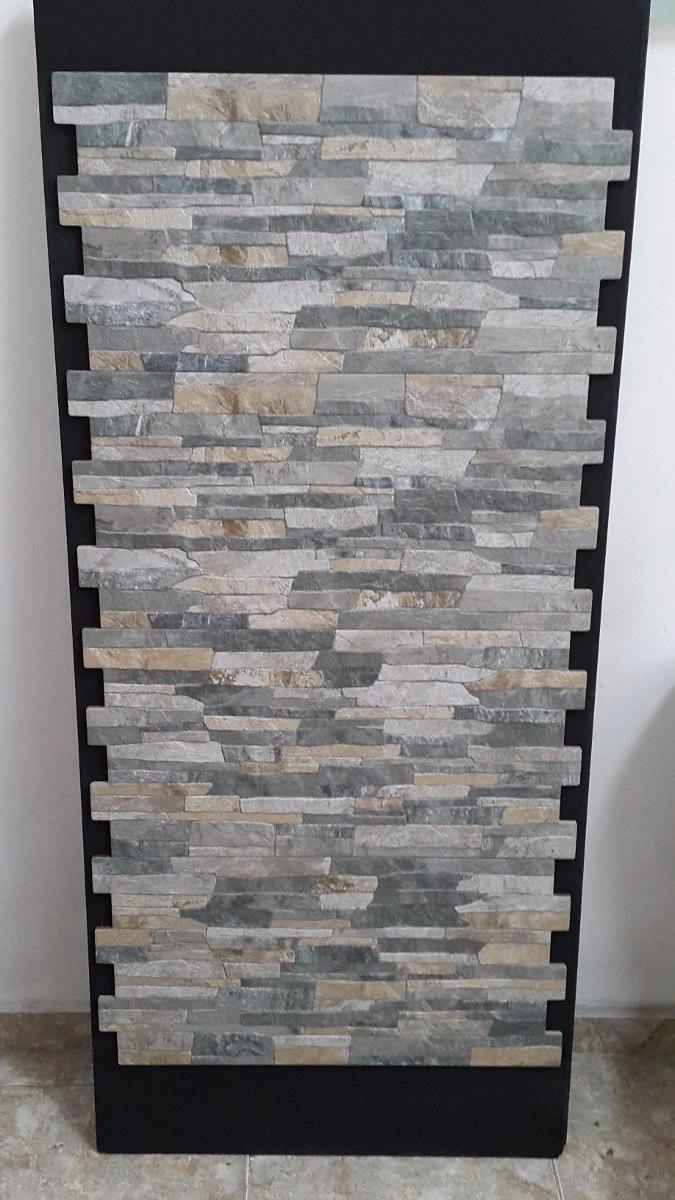 Ceramica imitacion piedra full hd color gris u s 30 00 - Revestimiento de paredes imitacion piedra ...