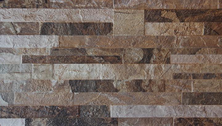 Ceramica Lourdes Muro Piedra Brick 31x53 Ramos Revestim 279 - Muro-piedra