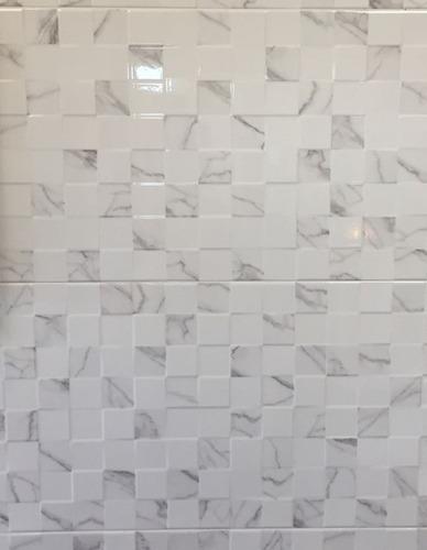 ceramica malla vogue gris 32x60 cocina baño alberdi
