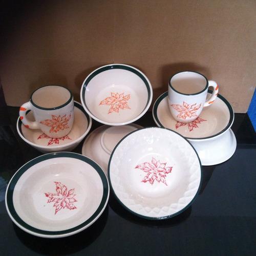 cerámica nacional de méxico, tazas, platos, macetas