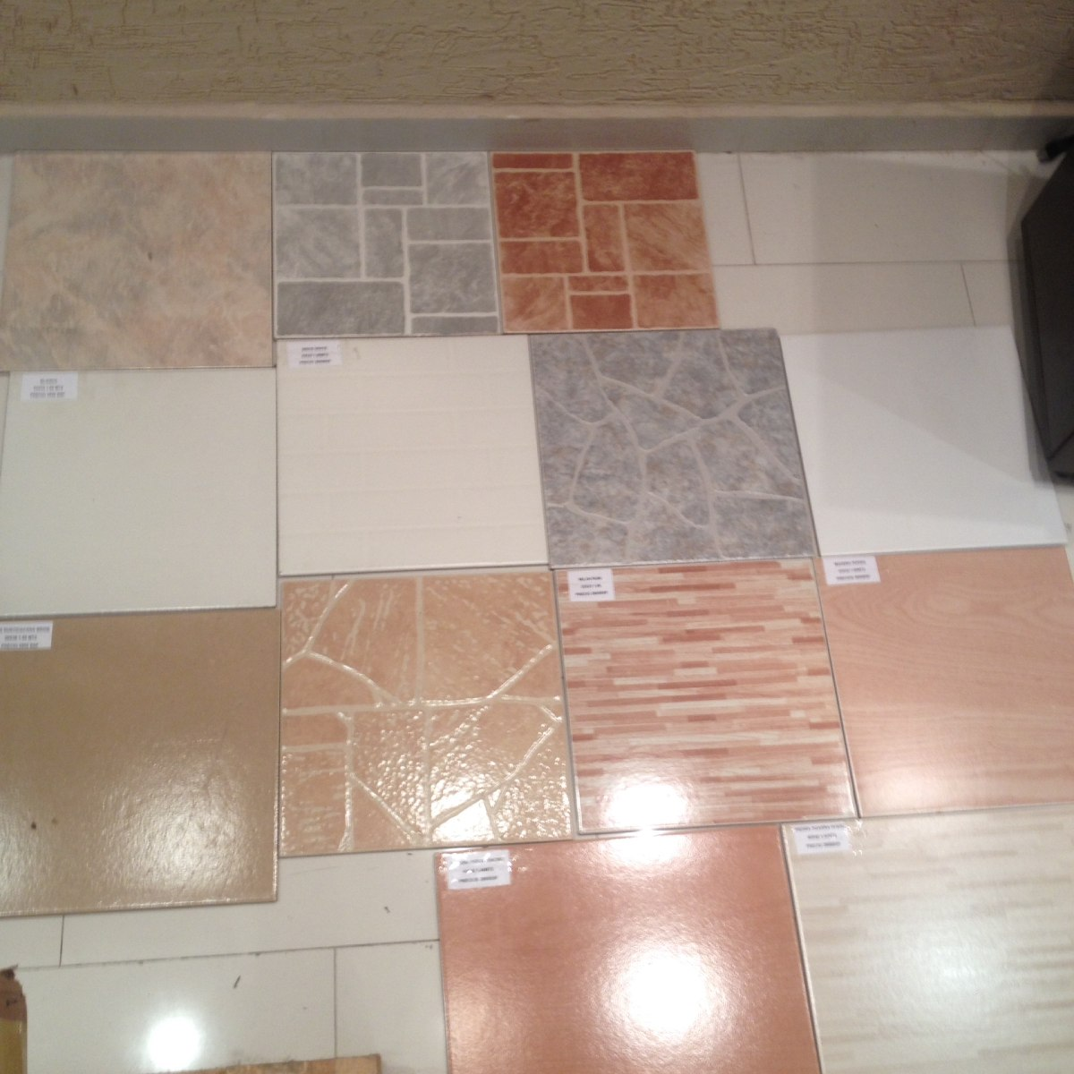 Cer mica para pared o piso de 33x33 bs en for Ceramica para pared