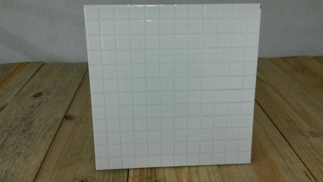 Ceramica Pared 30 X 30 Mosaico Ii Blanco - Bs. 2.853.100,00 en ...