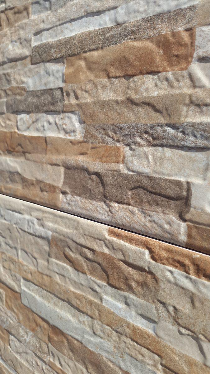 Ceramica revestimiento para pared full hd imitacion piedra 299 00 en mercado libre - Piedra para exterior ...