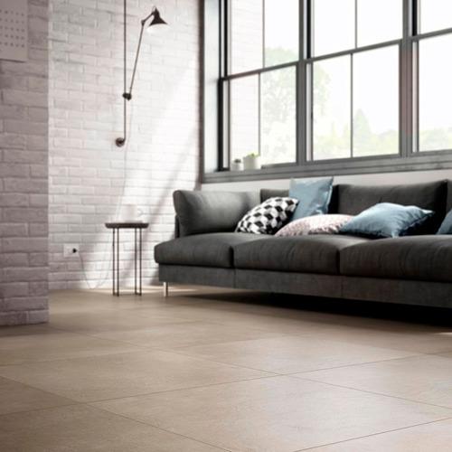 ceramica rosetto natural beige cemento 60x60