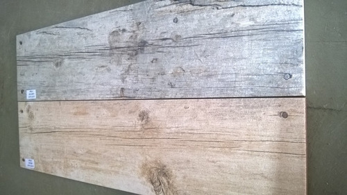 cerámica simil madera piso pared 60x15 cottage gris beige