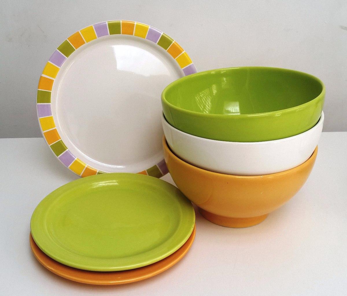Vajillas de ceramica japons conjunto vajilla de cermica for Platos de ceramica