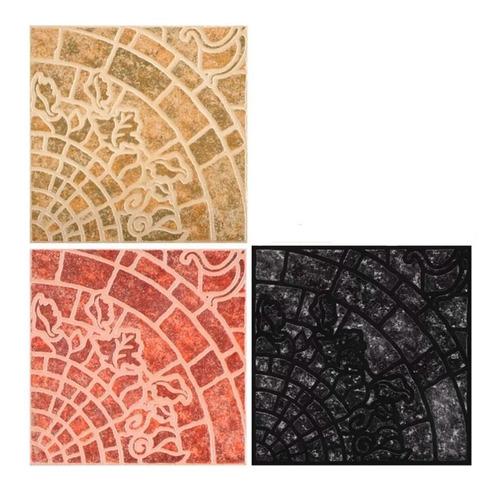 ceramicas de piso cortines adoquinado 40x40 1ra