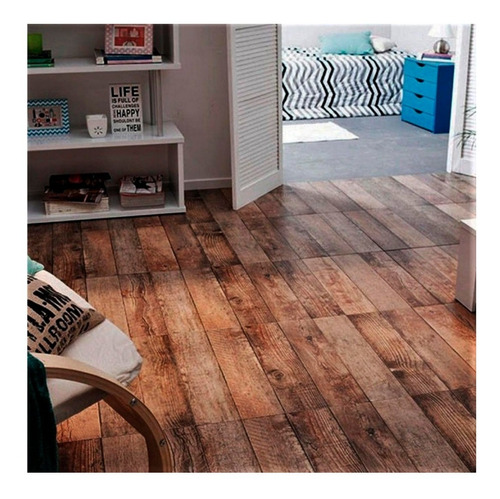 ceramicas de piso simil madera cortines parquet 40x40 1ra
