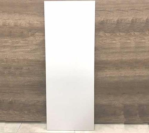 ceramico 33x100 blanco brillante net tipo porcelanosa 1era