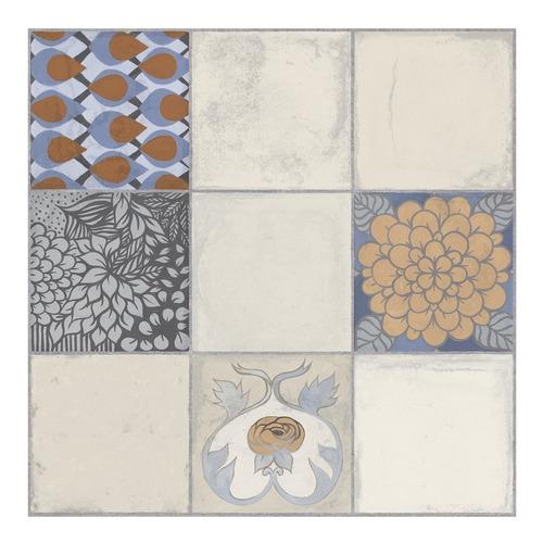 ceramico 45x45 calcareo quadrat 1era san lorenzo ceramica