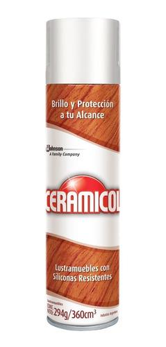 ceramicol aerosol x360 cm3 - 3 unidades