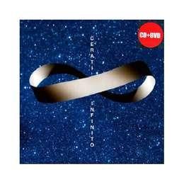 cerati gustavo infinito cd + dvd nuevo