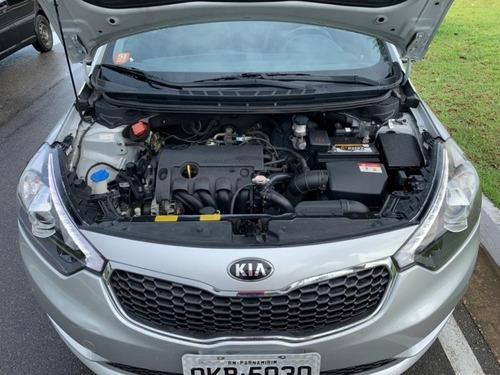 cerato 1.6 sx 16v flex 4p automático 74908km
