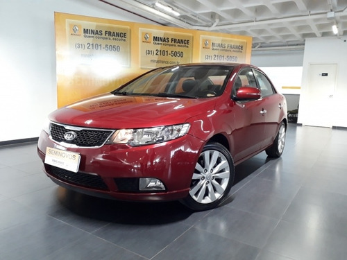 cerato 1.6 sx3 16v gasolina 4p manual 108600km