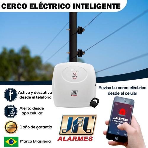 cerca electrica inteligente monitoreo celular jfl quito