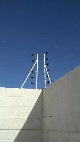 cerca electrica malla balcón , concertinas