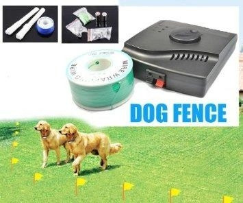 cerca electrica perimetral perros subterranea envio gratis
