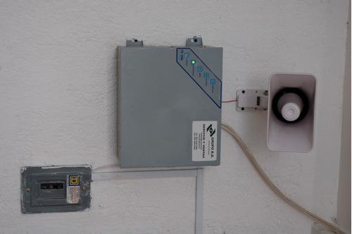 cerca electrificada 10 a 15 metros con instalación