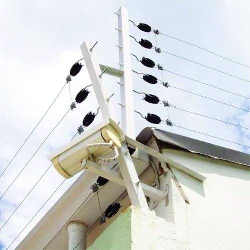 cerca electrifiicada hasta 30 mts protección perimetral