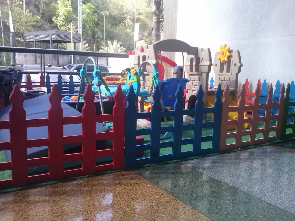 Cercas para jardin vallas econmicas para la venta cercas for Vallas infantiles plastico