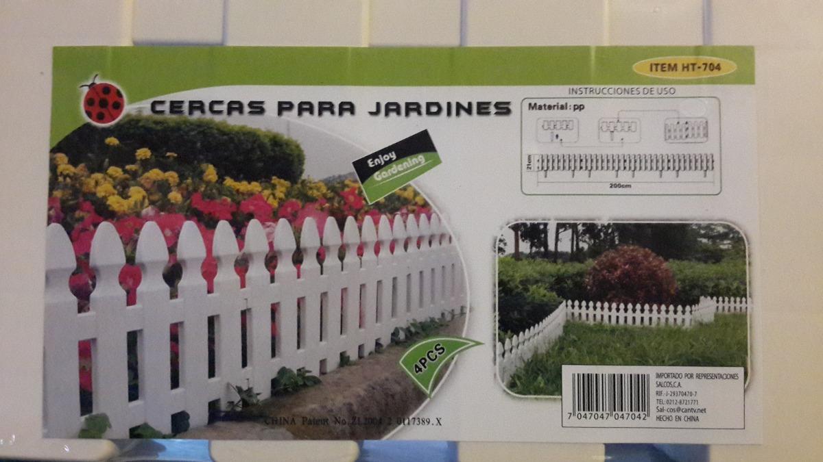 Cercas decorativas para jardines bs en - Cercas para jardines ...