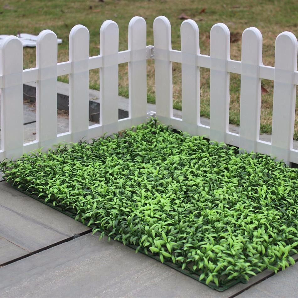 Cercas decorativas para jardines resistente aire libre - Cercas para jardin ...