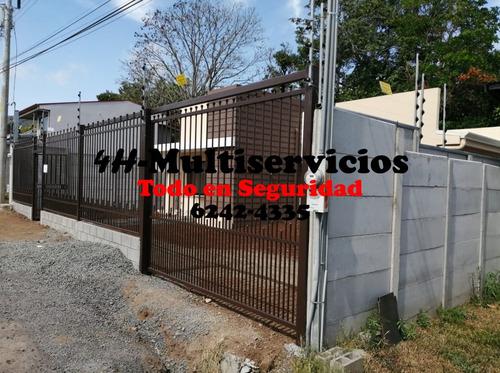 cercas eléctricas 3en1, alarma  integrada-cerca electrica
