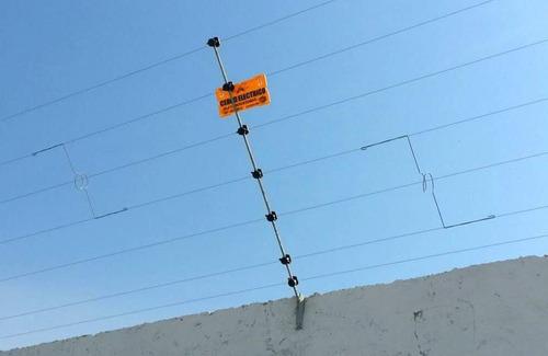 cercas eléctricas de seguridad perimetral