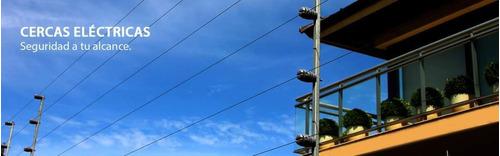 cercas eléctricas - pinchos & concertinas de seguridad