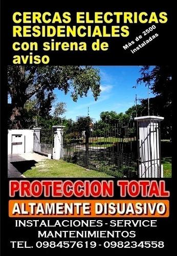 cercas eléctricas service/servicio técnico