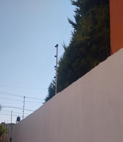 cercas electrificadas de protección perimetral