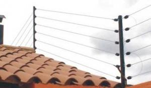 cercas electrificadas desde $4,950 instaladas