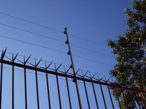 cercas electrificadas kit basico para 60 metros