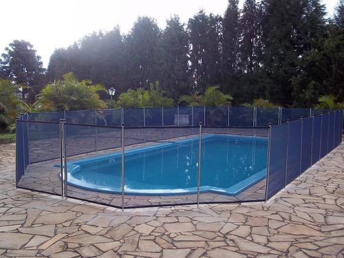 cercas para piscina preservidas