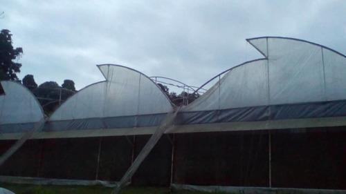 cerchas para invernadero agrícola