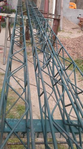 cerchas triang de 10 y reti de 6 a $230 el metro