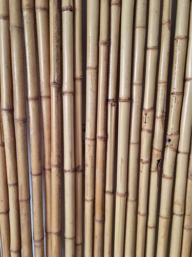 cerco de cañas de bambú 1,80x1,20