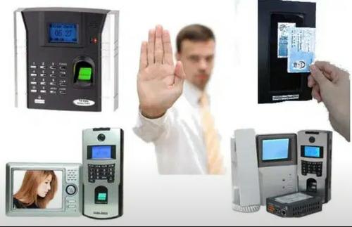 cerco eléctrico, cámaras, alarmas, control de accesos