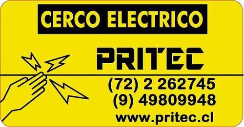 cerco eléctrico casas, industrias, agrícolas