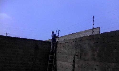 cerco electrico: instalacion, mantenimiento y reparacion