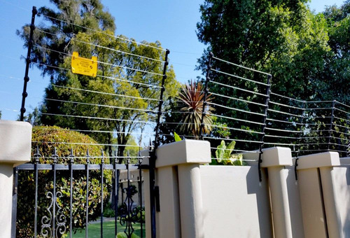 cerco electrico, instalacion y mantenimientos montajes f.g