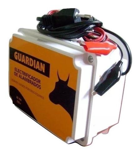 cerco electrico pastor para animales 220 volts 40 km