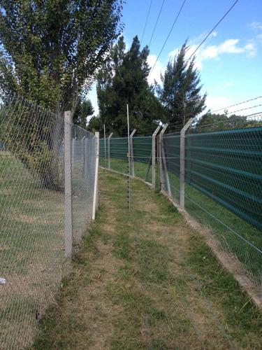 cerco electrificado - protección de grandes perimetros -