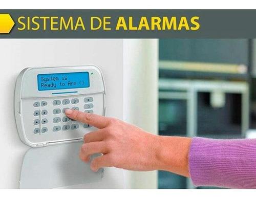 cerco eletrico camaras alarmas