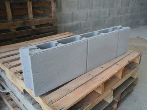 cerco premoldeado hormigon pared tapial muro block on blocon